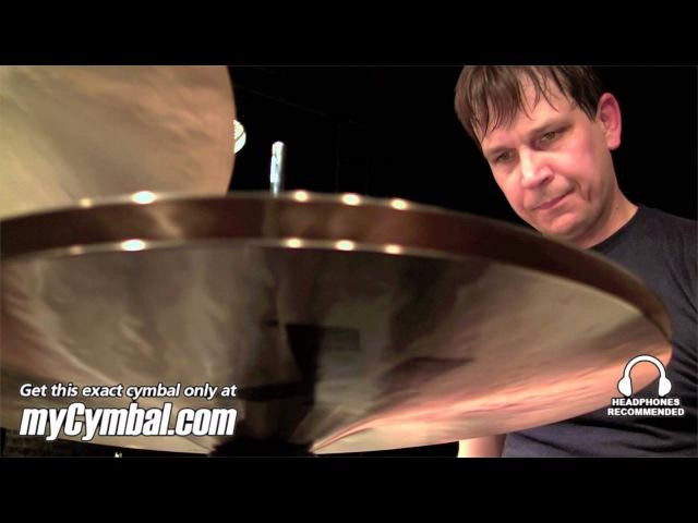 Zildjian 15 K Light Hi Hat Cymbals - Played by Keith Carlock (K0923-1042512P)