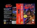 Rock n' Roll Racing Sega Mega Drive Genesis Complete Soundtrack OST