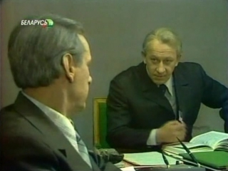 Атланты и кариатиды. (1980. Серия 8).