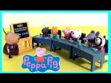 Свинка Пеппа и её класс - первая встреча. Peppa Pig