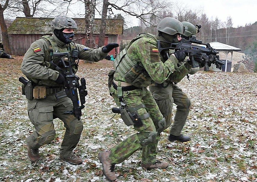 Armée lituanienne/Lithuanian Armed Forces - Page 3 3HD_JEWQwpI