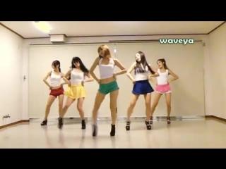 Заразный корейский танец-2