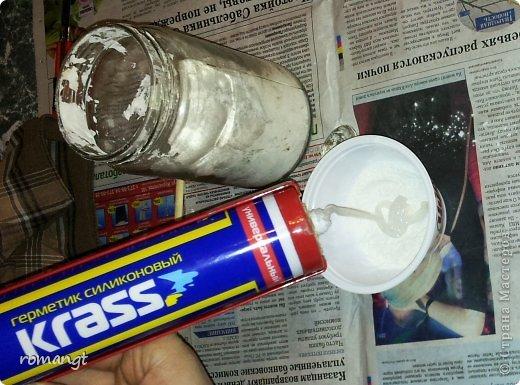 Как сделать самому герметик