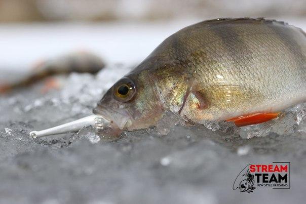 Зимняя блесна-первый лед