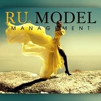 Логотип Модельное агентство RU.MODEL (Владивосток)