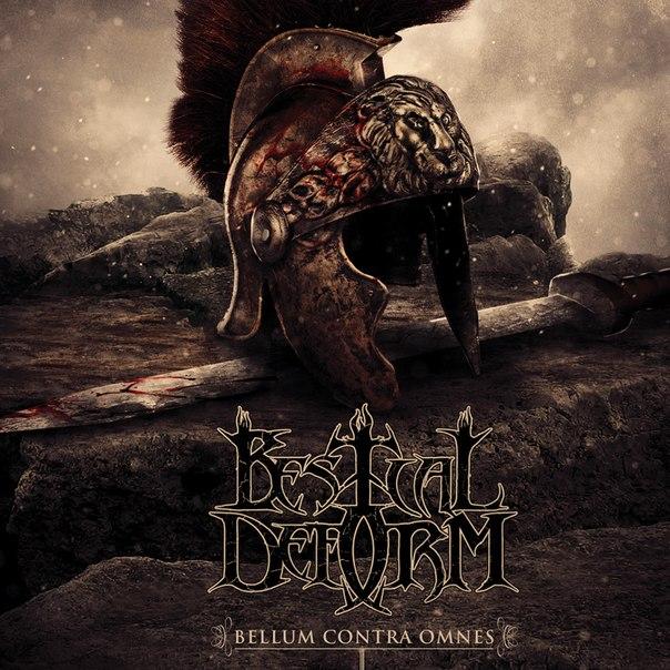 Переиздание BESTIAL DEFORM - Bellum Contra Omnes