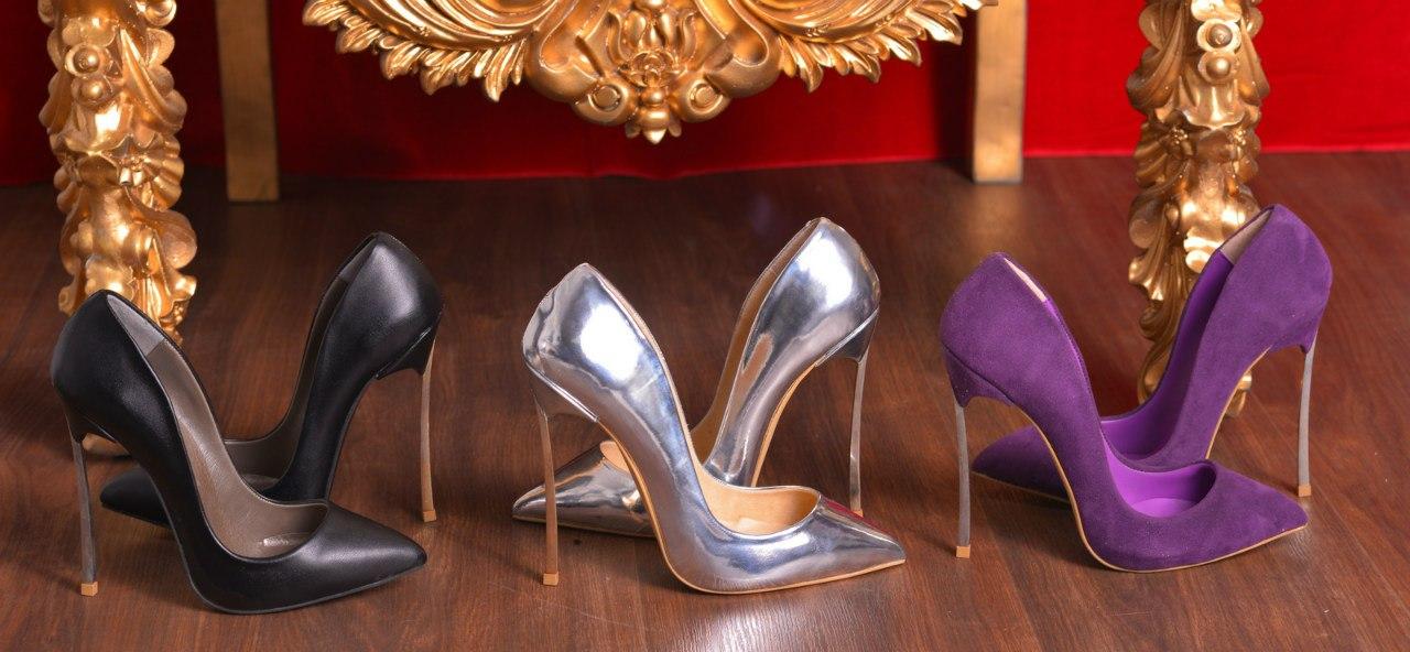 эксклюзивная обувь фанатка обуви