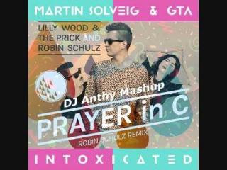 Robin Schulz vs. Martin Solveig & GTA - Prayer Intoxicated (Oliver Heldens Mashup)