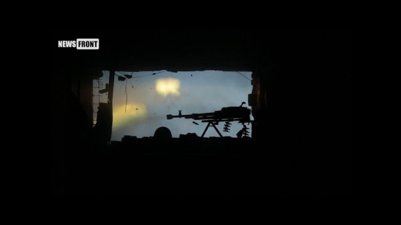 Фильм 10-й: «Непокоренный». Документальный проект NewsFront: «Донбасс. На линии огня».