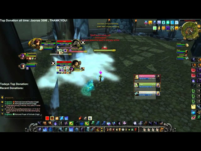 RMP FT Despondency And mehh Mage Pov