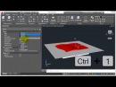 Урок AutoCAD 3D Подсчет земли с применением поверхностей