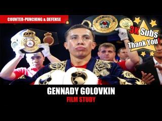 ★ Gennady Golovkin - Counter-Punching - Film Study ★