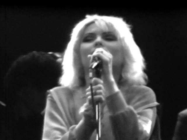 Blondie One Way Or Another 7 7 1979 Convention Hall Official