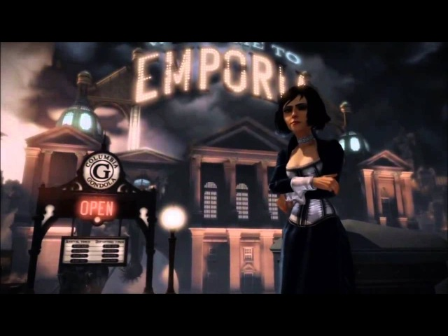 BioShock Infinite - Leave Out All The Rest Music Video