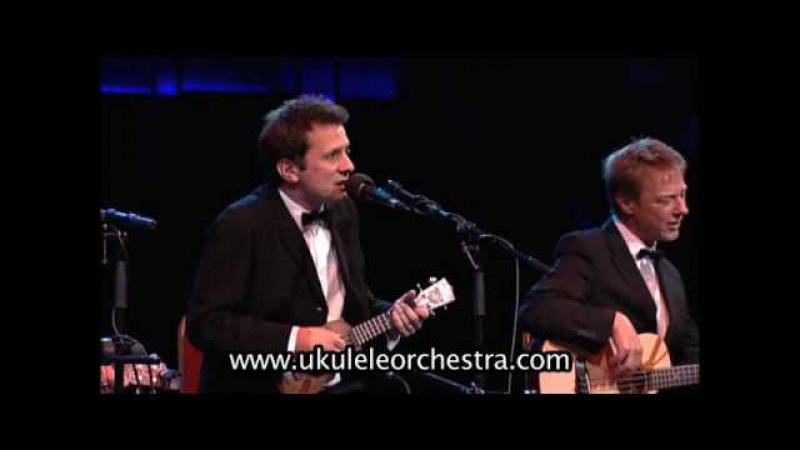 Psycho Killer - The Ukulele Orchestra of Great Britain - BBC Proms