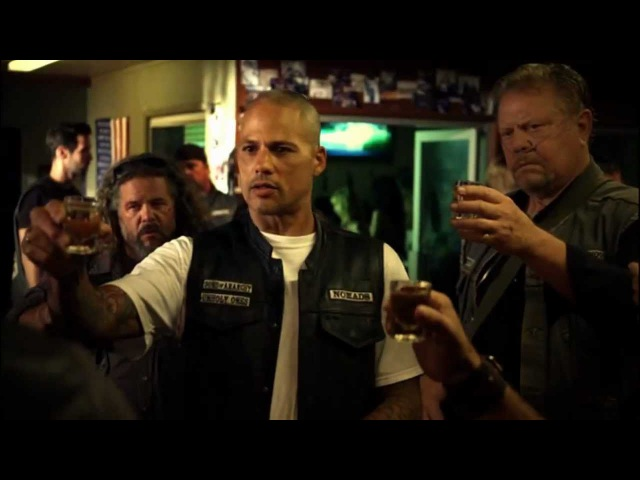 Sons Of Anarchy-Burn it to the ground