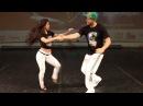 Mr. Dragon Drago Amsterdam and Bruna Sousa zouk demo