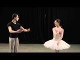 Insight: Ballet glossary - mime