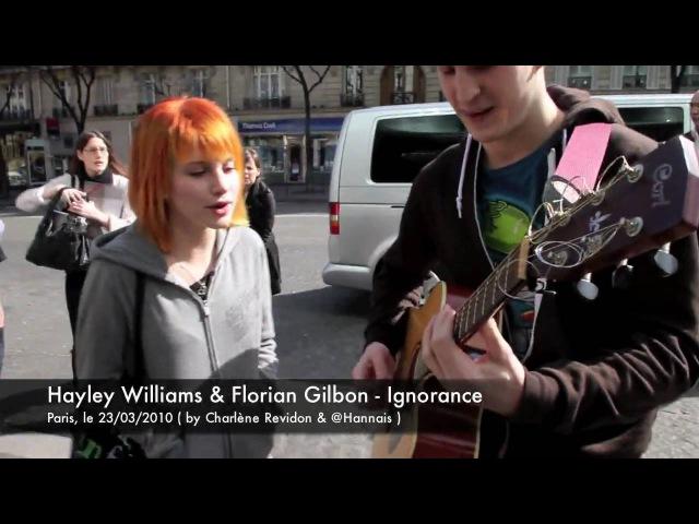 Hayley I - Ignorance (acoustic)