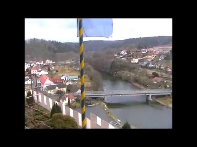 Замок Чески-Штернберк (Video Travels)