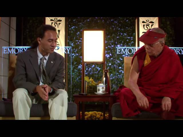 Далай-лама. Диалог с учеными о сострадании (университет Эмори). Часть 2