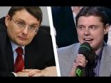 Евгений Фёдоров против Панасенкова! Актуальные Дебаты! 2015