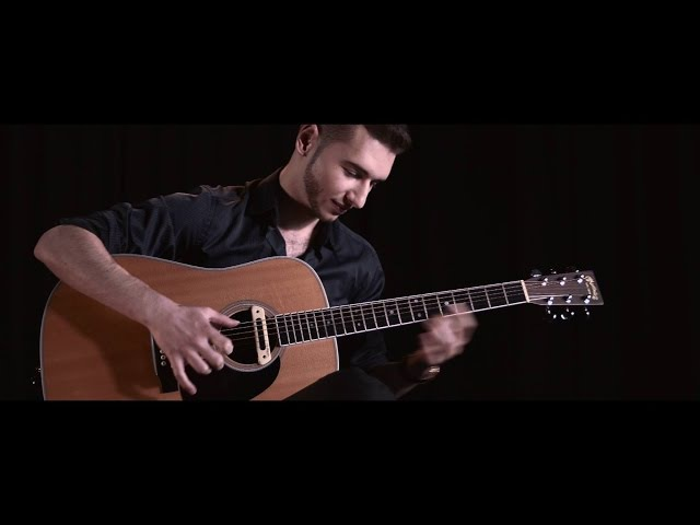Michael Kobrin - Alive (Solo Acoustic Guitar)