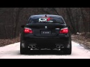 BMW M5 E60 Meisterschaft GTC Exhaust