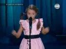 Соня Лапшакова в новогоднем концерте Михаила Задорнова