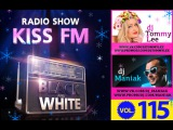 DJ Tommy lee &amp DJ Maniak  - Radio-show Black &amp White115