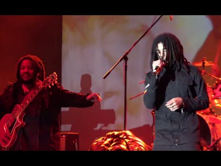 Skip Marley - Cry To Me /  Live Eugene Oregon 18.9.2015