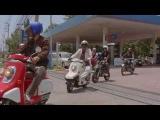 The Distinguished Gentleman's Ride 2014. Thailand.