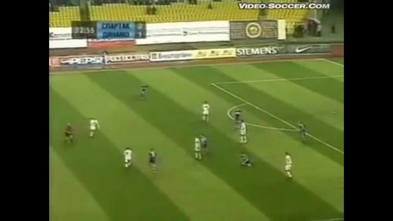 Спартак Динамо Москва 5 1 ЧР 2005