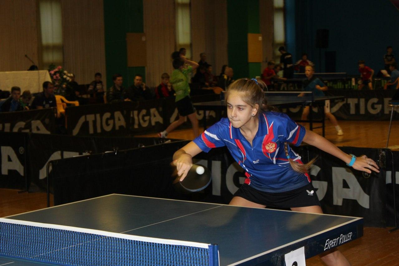 Таганрогские теннисистки показали отличные результаты в Чебоксарах