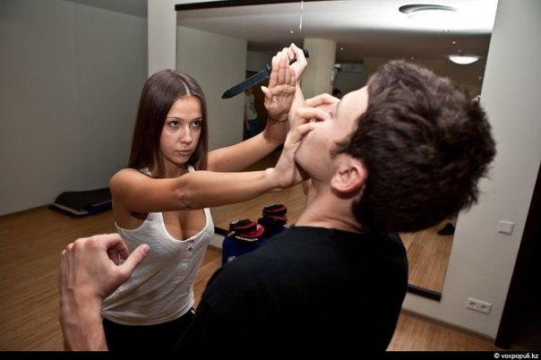 10 Советотв от мастера Крав мага: Как защититься от насильника