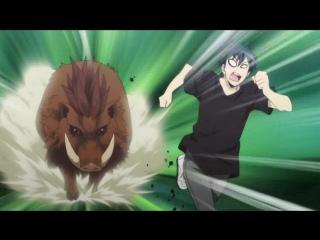 Monster Musume no Iru Nichijou / Повседневная Жизнь с Девушкой-Монстром - 10 серия Озвучка: (AniLibria MVO)