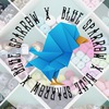 Синий воробей|Blue Sparrow (фенечки)