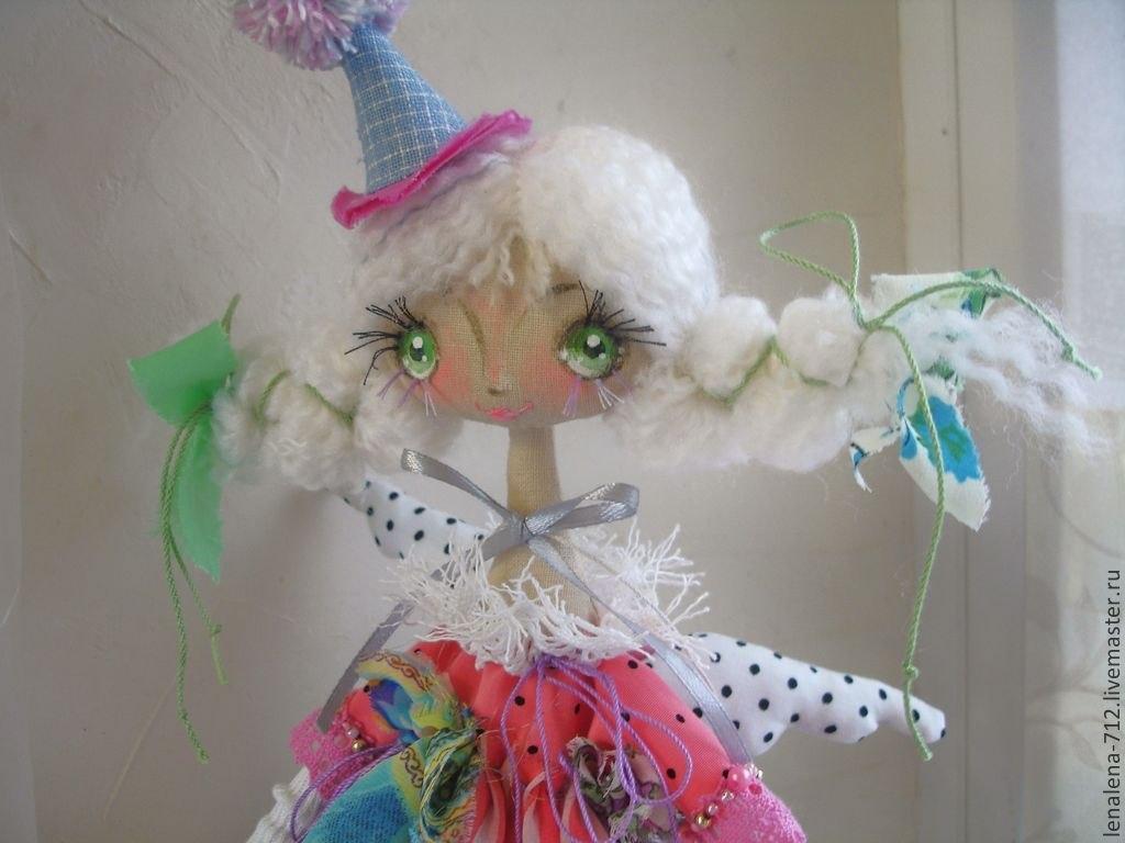 кукла коломбина