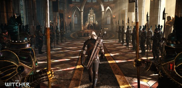 the witcher 2 assassins of kings обзор