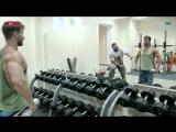 Совместная тренировка Александра Щукина и Николая Цирулика в Глобус Sport
