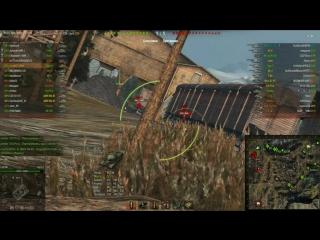 World of Tanks. Гайд по Tiger 2 - тактика и действия (Часть 1)