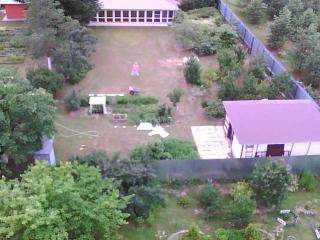 Привет соседи, заборы вам больше не помогут, теперь за вами слежу я и мой новый дрон)))