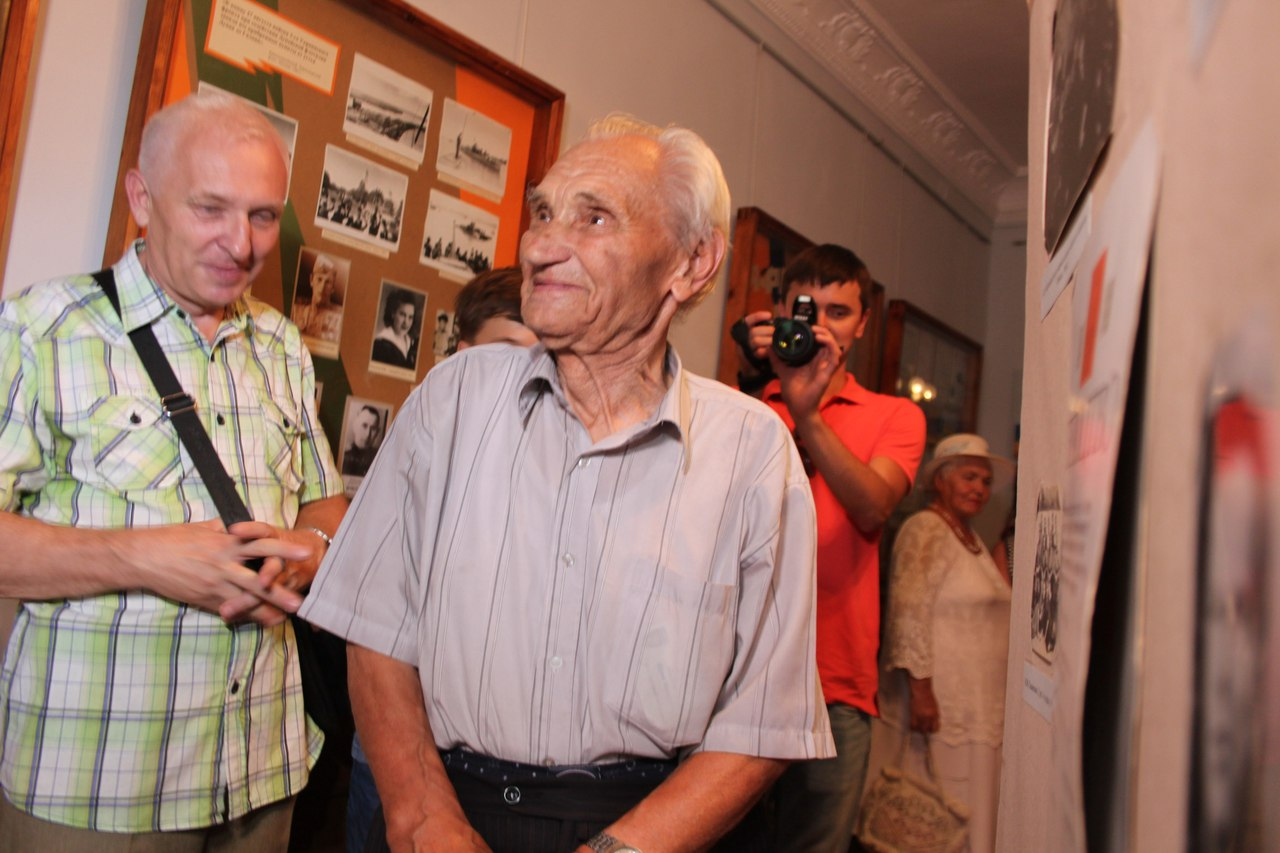 vKtDl421vPE Героические личности измаильчан-ветеранов Второй мировой войны в музее Придунавья (фото)