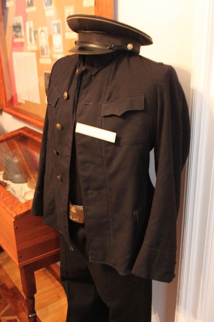 NZiVanY8Sk4 Героические личности измаильчан-ветеранов Второй мировой войны в музее Придунавья (фото)