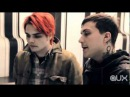 My Chemical Romance Interview with Gerard and Frank (03.05.2011)