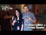 Interview with James LaBrie of Dream Theater