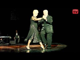 Nito and Elba Garcia, 1, Festival of Argentine Tango «MILONGUERO NIGHTS 2012»