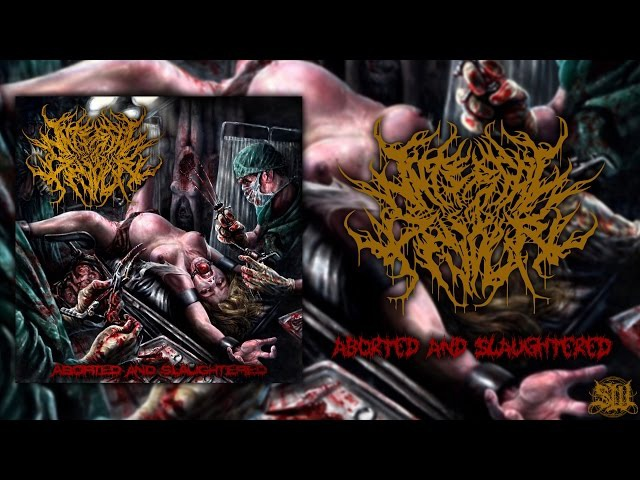 INTERNAL DEVOUR - ABORTED AND SLAUGHTERED [OFFICIAL ALBUM STREAM] (2014) SW EXCLUSIVE