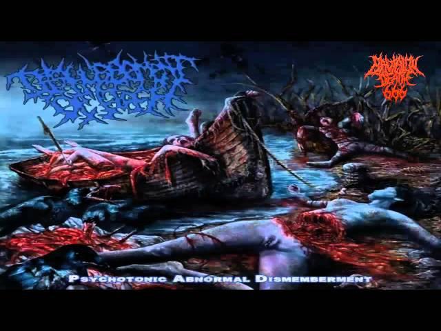 Disfigurement Of Flesh Psychotonic Abnormal Dismemberment Re Issue 2014 Full Album