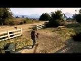 Полнометражный фильм Grand Theft Auto V - GTA 5   Игрофильм (Full Movie) HD